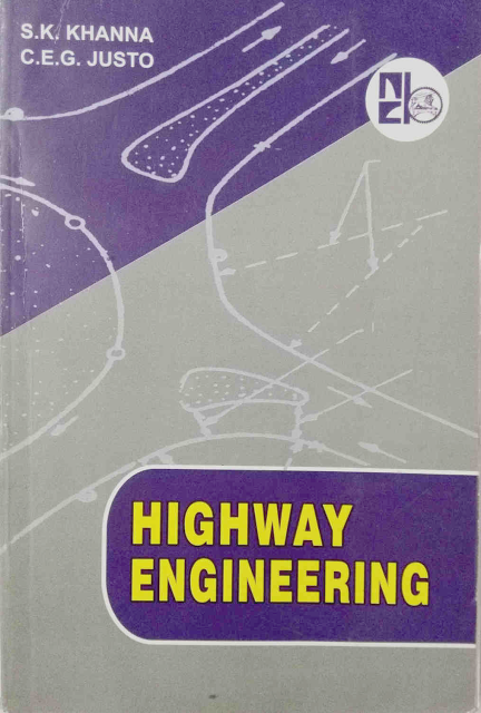 PDF] Highway Engineering By S.K.Khanna and C.E.G Justo Book Free Download –  EasyEngineering