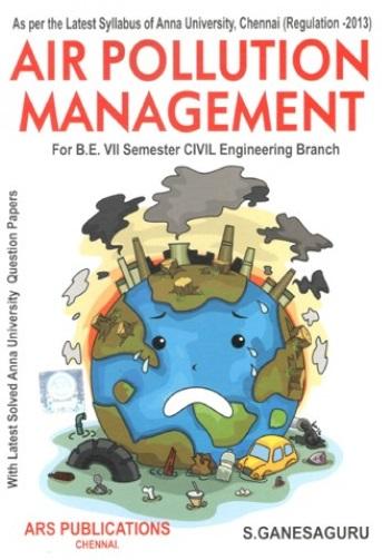 PDF] CE6011 Air Pollution Management (APM) Books, Lecture
