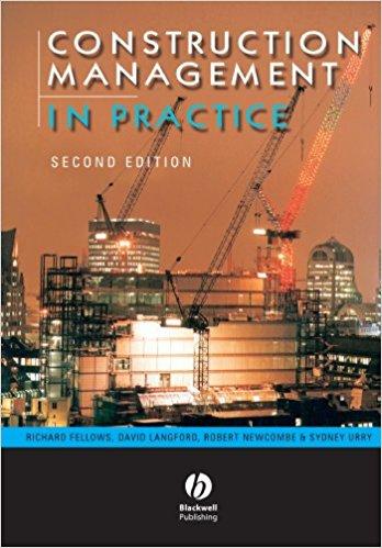 construction project management books free download pdf