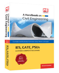 A Handbook for Civil Engineering ByMade Easy Publications For IES, GATE, PSUs & Other Competitive Exams Free Download