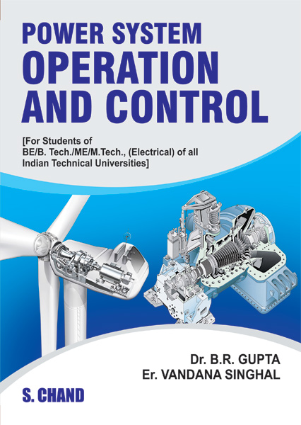 Power system operation and control pdf book   electronic.