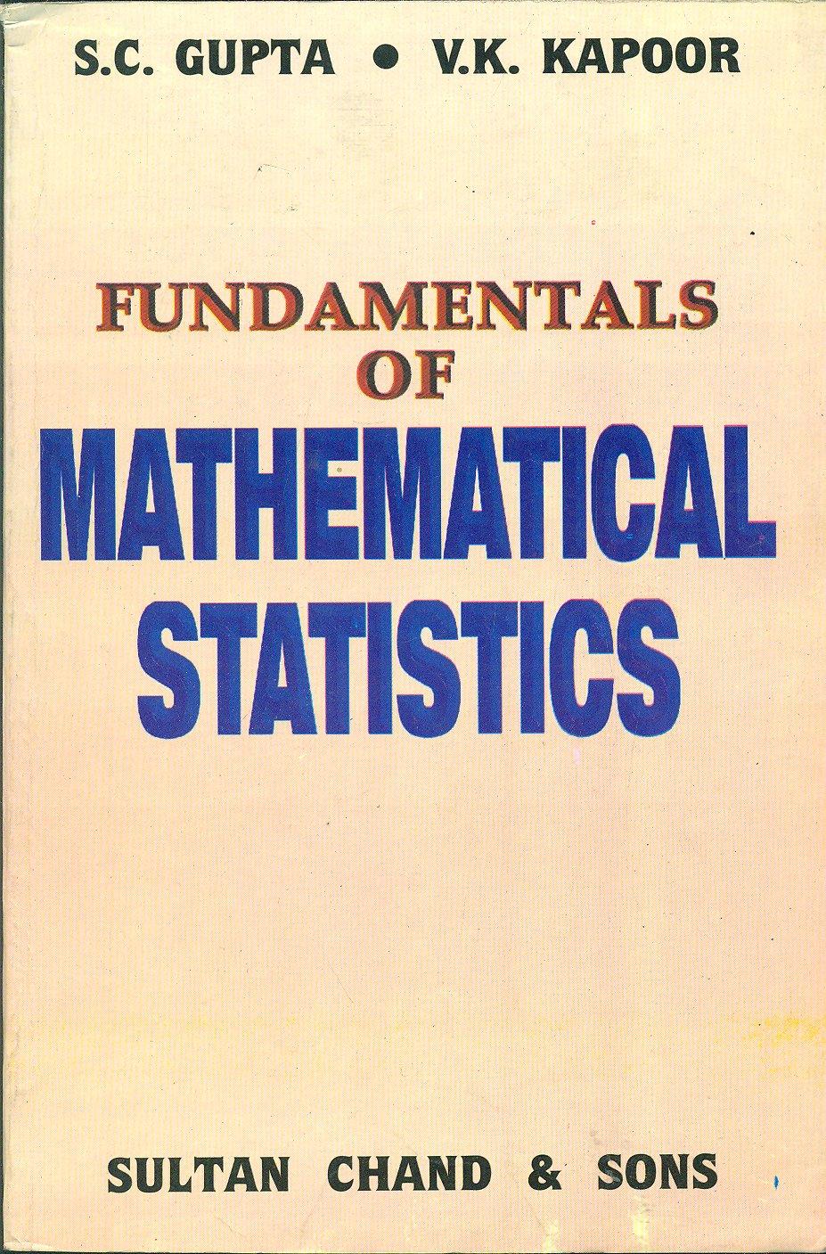 Statistics Basics Ebook