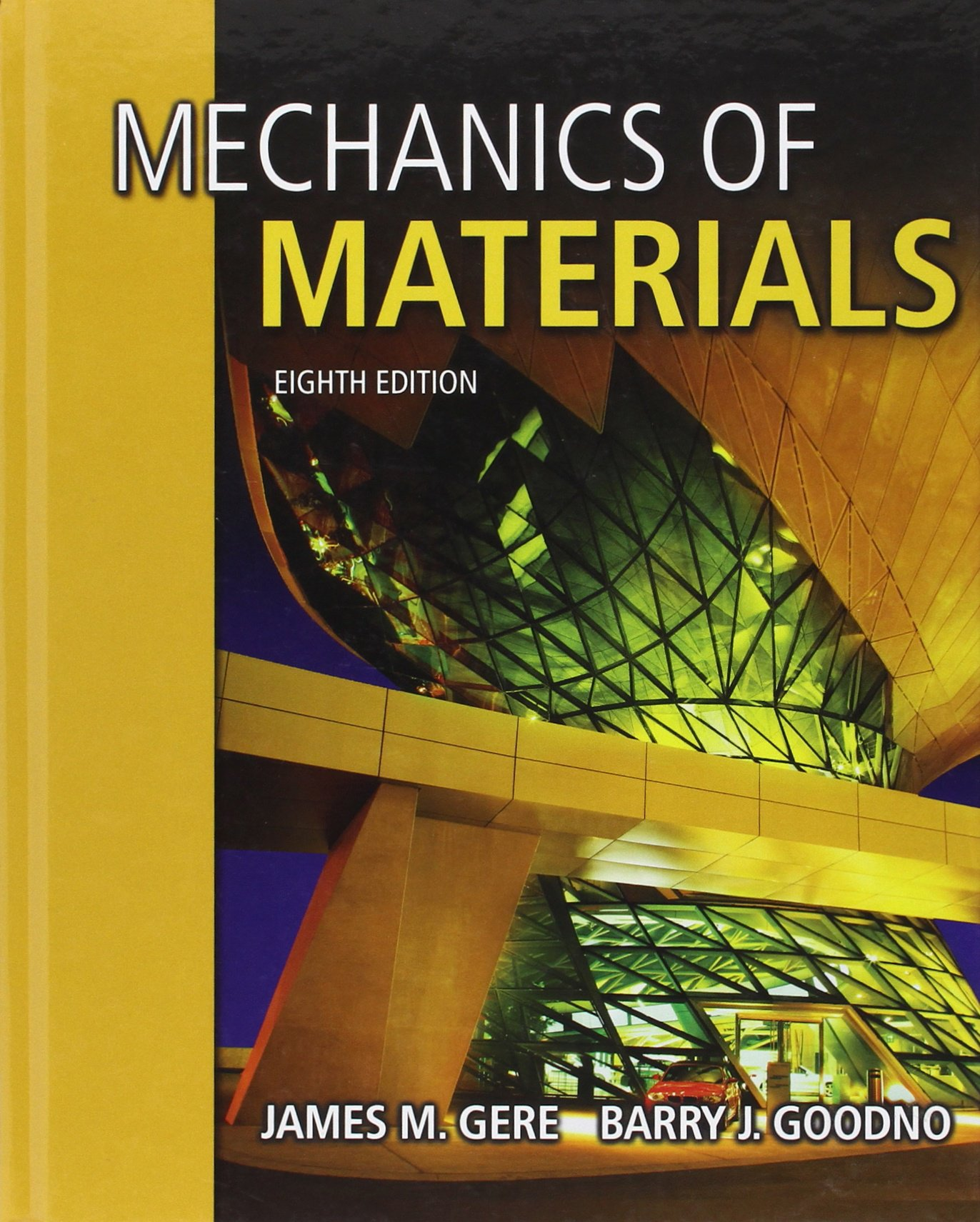 Mechanics of Materials [PDF] By James M. Gere, Stephen P ...