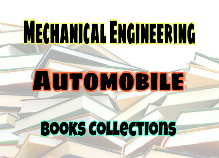 PDF] Automobile Engineering Books Collection Free Download
