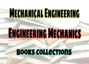 Green mechanic: civil engineering books collection free download.