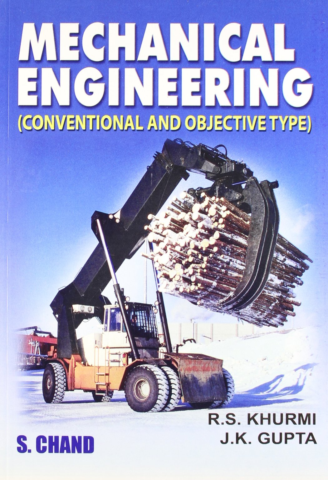 MECHANICAL ENGINEERING (CONVENTIONAL AND OBJECTIVE TYPE) BY