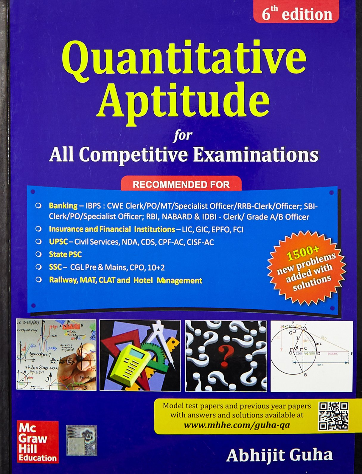 PDF] Quantitative Aptitude for All Competitive Exam By Abhijit Guha