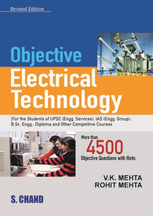 Objective Electrical Technology by Rohit Mehta