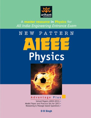 AIEEE Physics By D B Singh  Book Free Download