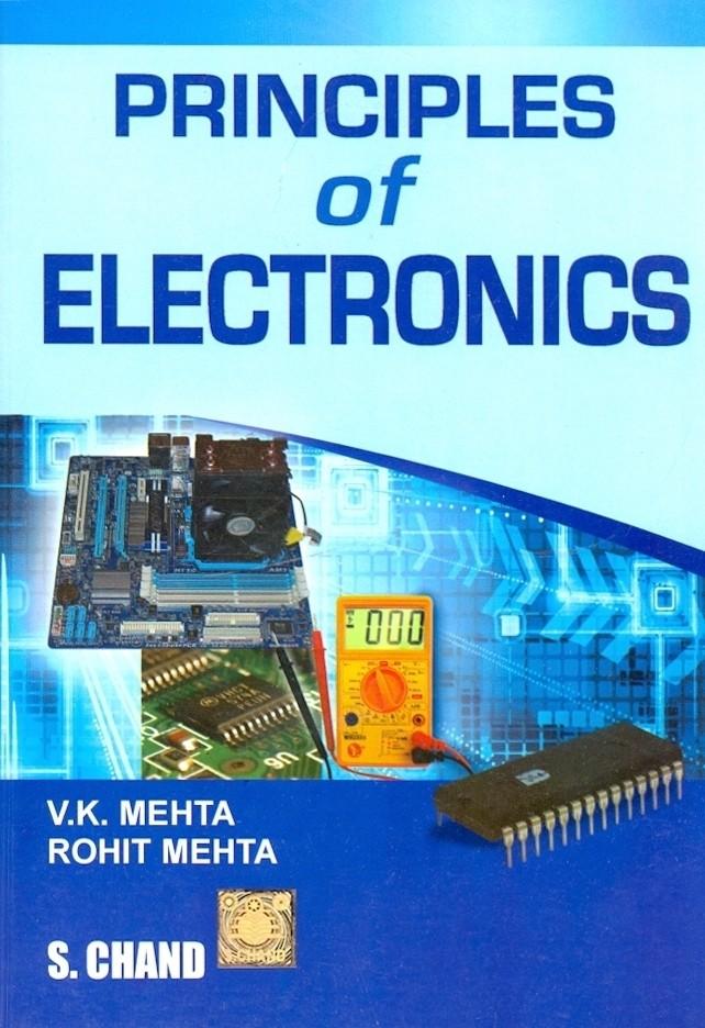 PDF] Principles of Electronics By V  K  Mehta, Rohit Mehta