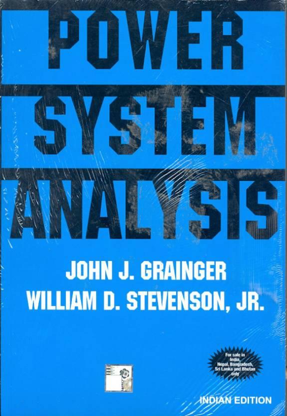 Power System Analysis Text Book Pdf