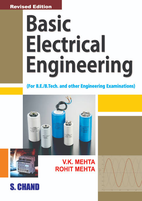 PDF] Basic Electrical Engineering By V K Mehta, Rohit