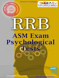 Psychological Tests For Assistant Station Master (ASM)