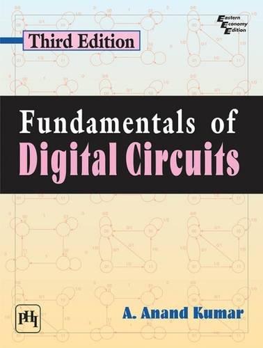 Fundamentals Of Digital Circuits By A Anand Kumar