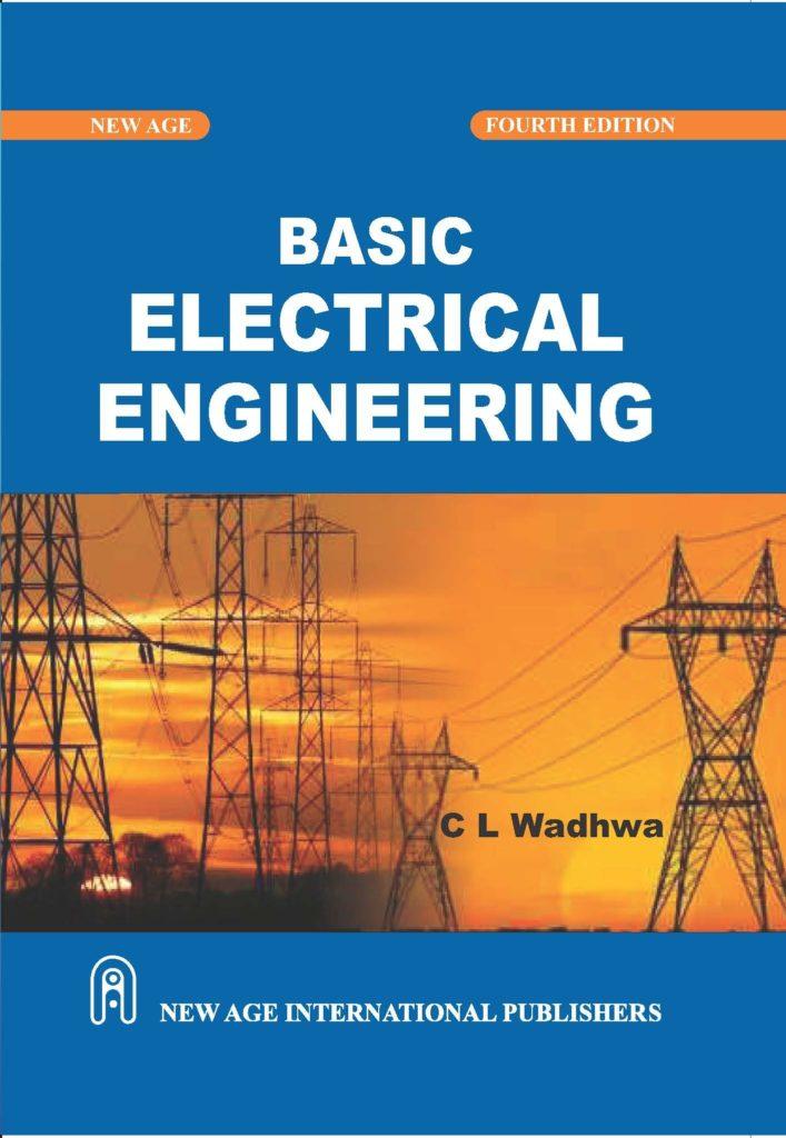Pdf Basic Electrical Engineering By C L Wadhwa Book Free