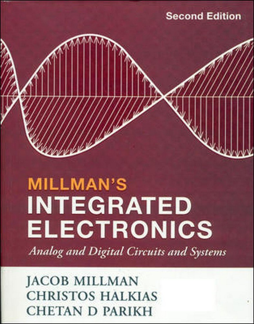 millmans integrated electronics analog and digital circuits and