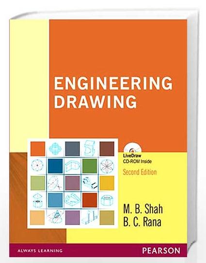 Pdf Engineering Drawing By M B Shah B C Rana Book Free Download Easyengineering