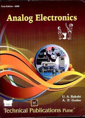 Pdf Analog Electronics By U A Bakshi A P Godse Book Free Download Easyengineering