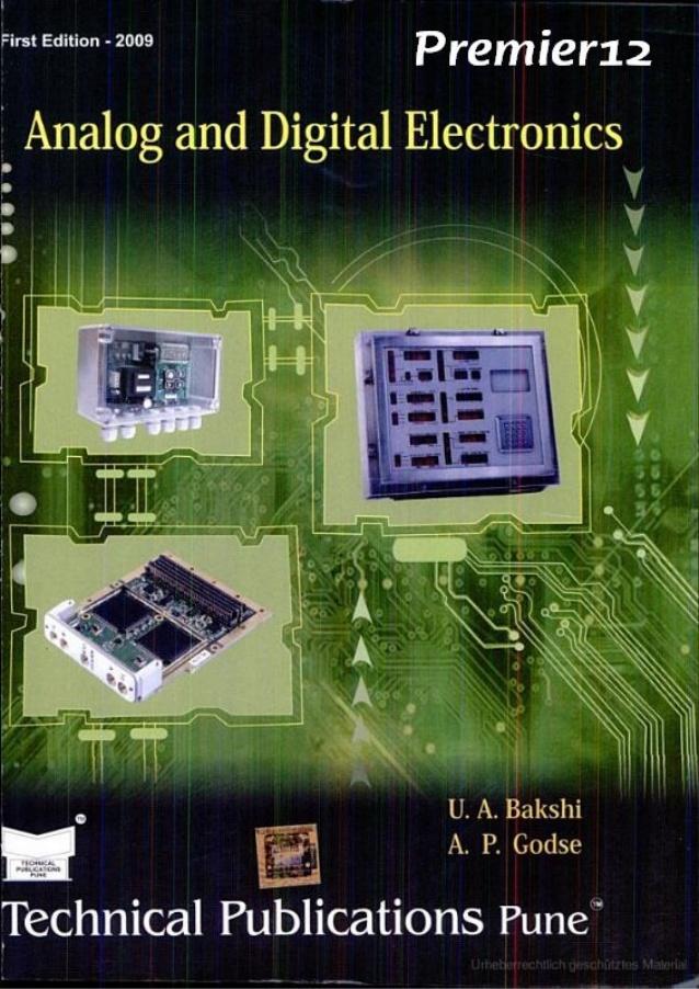 Foundation Of Analog And Digital Electronic Circuits Pdf