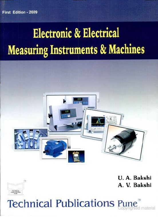 Electrical And Electronic Measuring Equipment : Electronic and electrical measuring instruments machines