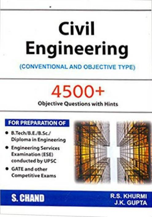 PDF] Civil Engineering: Conventional and Objective Type By