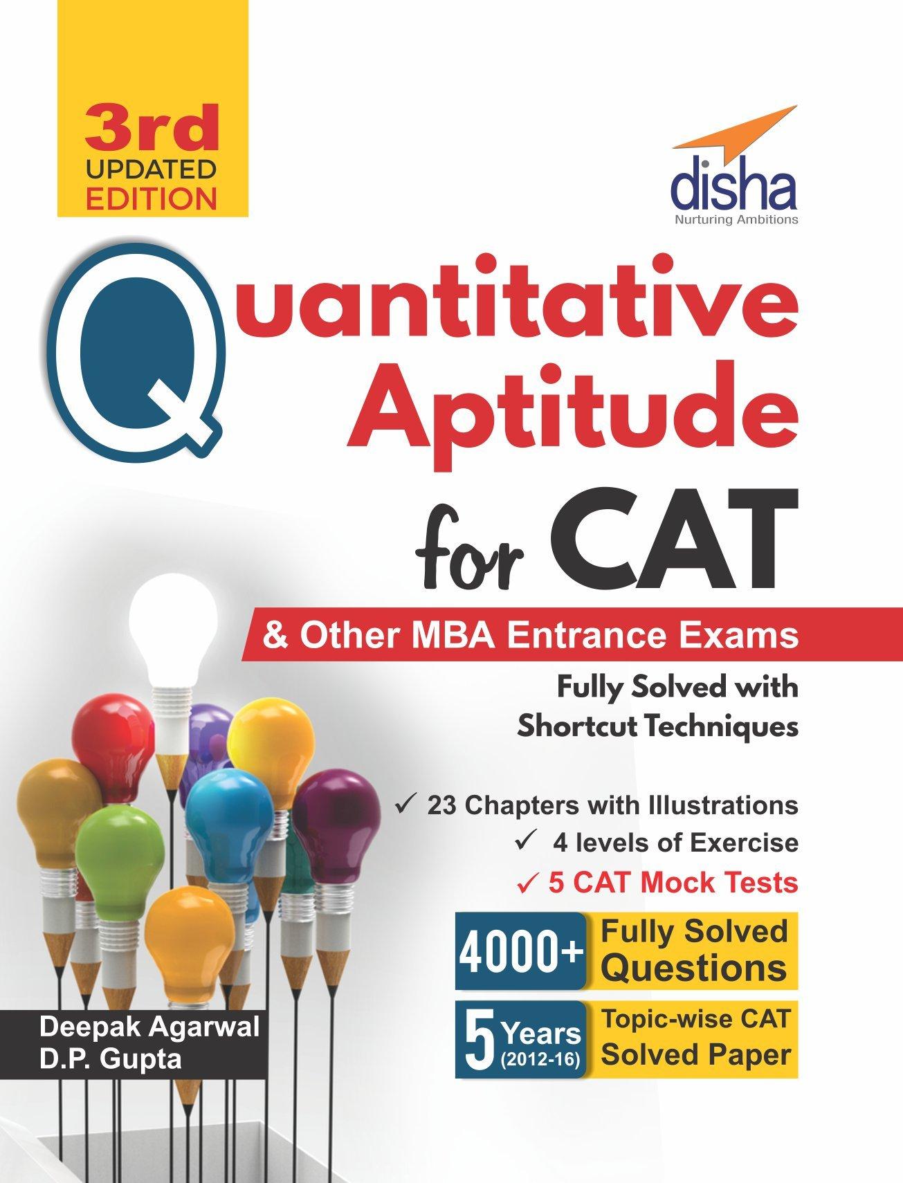 Agarwal Book For Aptitude Test