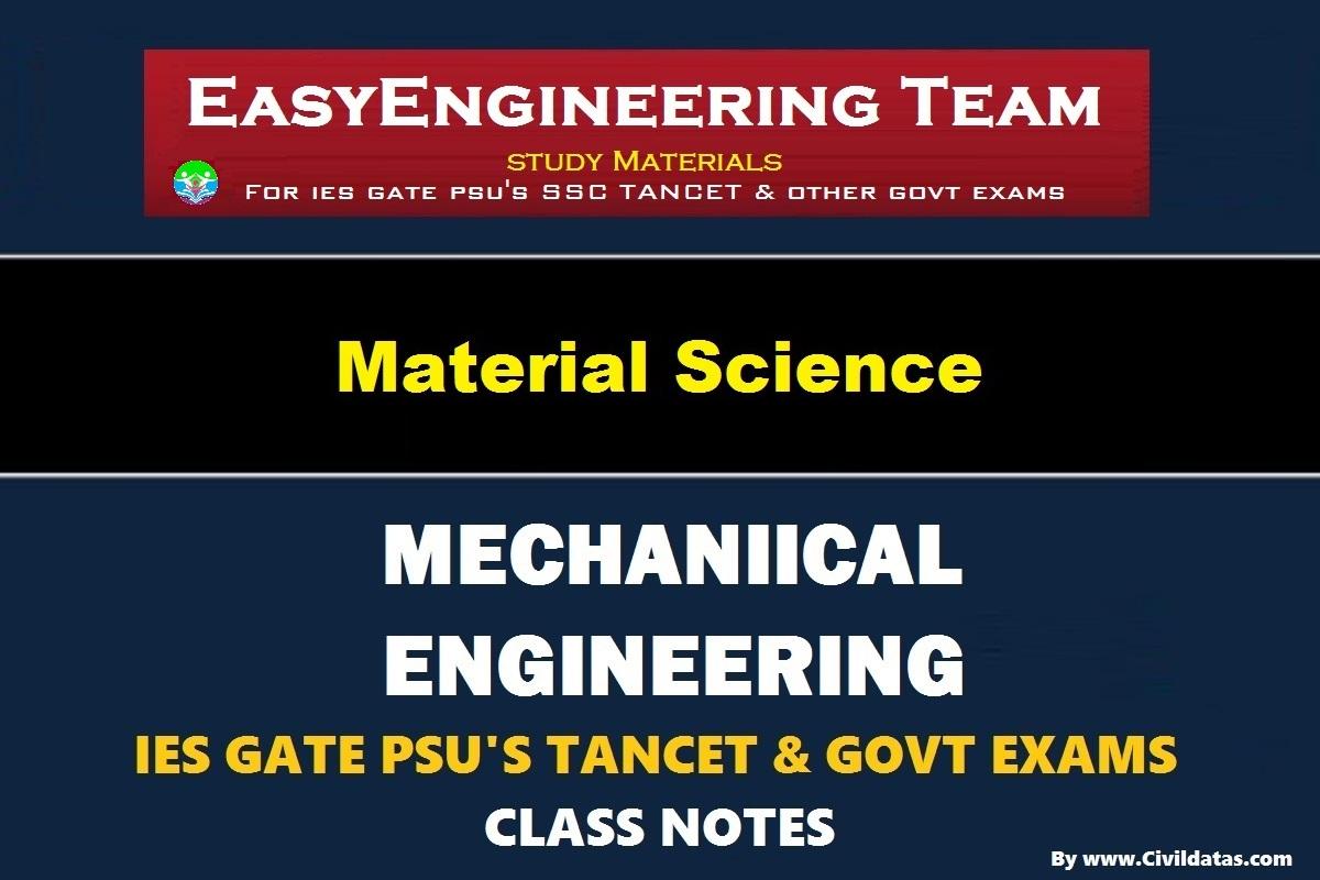 PDF] EasyEngineering Team Material Science Handwritten Classroom